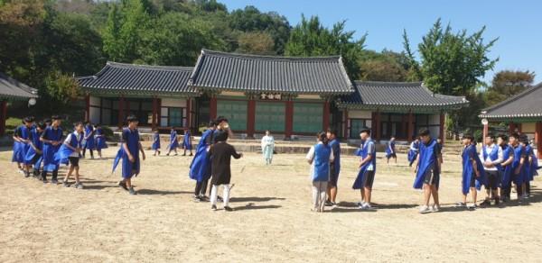 나주향교 굽은 소나무 학교, 상읍례체험 사진.jpg